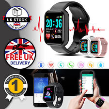 Latest 2020 Y38 Smart Watch Phone Camera Bluetooth iOS & Android Compatible