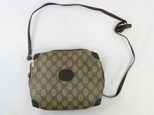 GUCCI Old Gucci GG Supreme Shoulder bag Pre-owned