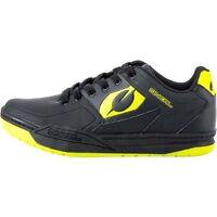 O'Neal SPD Clipless Mountain Bike MTB Cycle Cycling Shoes Black Yellow EU42 UK8