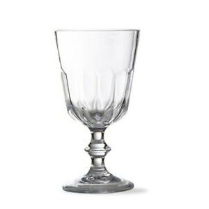 4 PackTAG - Acrylic Goblet Durable Drinkware Wine,Picnic or Water Clear Color