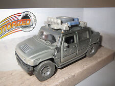 MAISTO  Dirt Riders Hummer H2  1:43 OVP !!