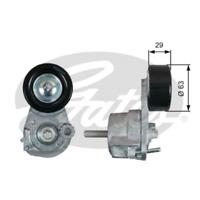 Tensioner Pulley Ribbed for OPEL ZAFIRA B 1.6 CNG Turbo 1.8 LPG Van TOURER C