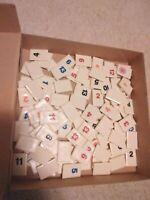 The Original Rummikub Replacement Tile 1997 Game Pressman