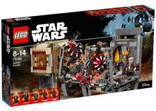 LEGO - 75180 -  Star Wars - Jeu de Construction - L'évasion des Rathtar LEGO