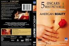American Beauty (DVD+Booklet), Region-4, Like new (Disc: New), free shipping