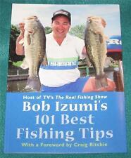 BOB IZUMI, Bob Izumi's 101 Best Fishing Tips, PB
