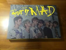 GOT7 4th Mini Album Mad If You Do CD Vertical Ver. Official K-POP[No Photocard]