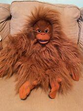 """Large Folkmanis Orangutan Puppet - (28"""" long)"""