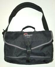 LowePro Nova 5 Large Camera Bag Black Shoulder strap padded pre-owned
