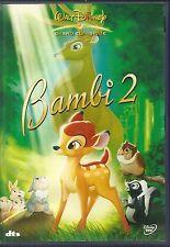 DVD - WALT DISNEY : BAMBI 2 / COMME NEUF