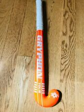 """Gryphon Tour Field Hockey Stick 18"""" Orange/White for Autographs New other"""