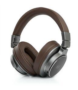 MUSE M-278 BT Cuffie Wireless Bluetooth 5.0 Over-Ear 12 Ore Microfono Cavo