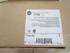 Allen-Bradley, 1746-A2, SLC 500 fixed 2-Slot I/O Expansion Chassis, Series A