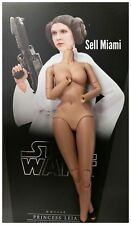 1/6 Hot Toys Star Wars Princess Leia MMS298 Body With 28 Points of Articulation