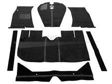 Volvo 277220 Floor mat set; black; de luxe Amazon