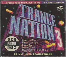 Trance Nation 03 (1994) Dave Clark, Lazonby, Microwave Pince, Amorph, R.. [3 CD]