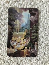 New ListingPrecious Moments Hallelujah Square Wallet Prayer Card 1994