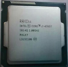 Intel Core i7-4765T 2GHz LGA1150 SR14Q 8M Cache 5GT/s Processor CPU Tested