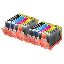 Compatible Ink for HP Photosmart 7510 eAIO 7520 eAIO B8550 B8553 364XL, 10-Pack