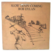 BOB DYLAN Slow Train Coming LP VINYL 33 T 86095 Hollande 1982
