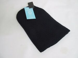 US Army Watch Cap Navy Blue One Size Knit Cap Wool Hat Marines Usmc WWII #2