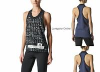 Adidas Stella McCartney Sports Gym Tank Top Vest Yoga RacerBack Athletic Running