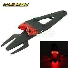 Universal Motorcross Rear LED Brake Stop Tail Light Enduro Dirt Bike Off Road