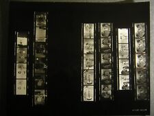 Sally Field 11x14 Contact Sheet By Harry Langdon OS12