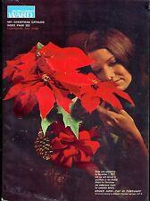 MONTGOMERY WARD CHRISTMAS Catalog for 1971 WARDS WISHBOOK