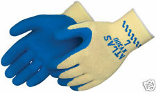 1 PAIR SHOWA BEST ATLAS KV300 X-LARGE TUFF COATED YELLOW CUT GLOVES XL