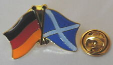 FREUNDSCHAFTSPIN 0120 PIN ANSTECKER DEUTSCHLAND / SCHOTTLAND LÄNDERPIN PINS