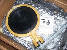 "Unused 10"" Butterfly Valve, Mfg Dresser/Nil-Cor Code No. 10"""