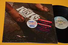 THE KINKS LP LOW BUDGET ORIG USA 1979 NM TOP COLLECTORS STIKERS
