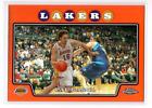 2008-09 Topps Chrome Basketball Cards 54