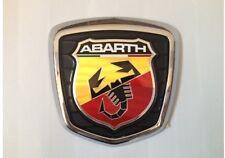 Fiat 500 Abarth emblem Hinter...original,Neu 735496473