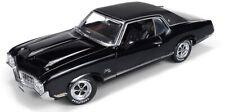 1970 Oldsmobile Cutlass SX BLACK Oldsmobile 1:18 Auto World 977
