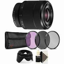 Sony 28-70mm f/3.5-5.6 FE OSS SEL Lens E-Mount with Accessory Bundle for Sony
