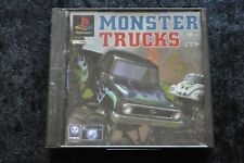 Monster Truck Playstation 1 PS1 Geen Manual