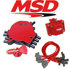MSD Ignition Tuneup Kit - 1995 Caprice/Impala SS 5.7L LT1 Cap/Rotor/Coil/Wires