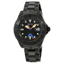 Invicta Character Collection Automatic Black Dial Ladies Watch 24471