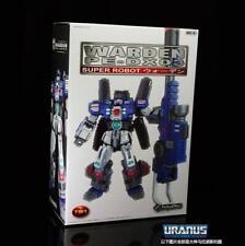 TRANSFORMERS G1 PERFECT EFFECT PE-DX03 Warden FORTRESS MAXIMUS TITANS