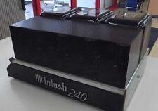 MCINTOSH tube power amplifier MC240 #c0913