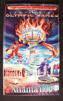 OFFICIAL CENTENNIAL 1996  OLYMPICS GAMES SPORTS GUIDE MINT CONDITION FREE SHIP