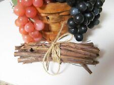 12 Grape Vine Wood Sticks /Twigs Chews for Small Pets, Rabbits, Chinchilla