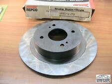for Datsun Nissan 300ZX:  Rear Brake Disc Rotor  1984-1985