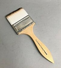 """3"""" Deluxe Taklon Brush for Shellac, Lacquers & Water Based Finishes FREE SHIP!"""