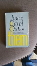 Them by Joyce Carol Oates signed 1st edition/2nd printing