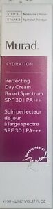 Murad Perfecting Day Cream SPF 30 1.7oz. New With Box Exp 07/2022. Free Shipping