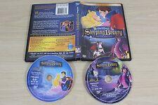 Walt Disney Sleeping Beauty Special Edition 2 Disc Special Edition DVD Set