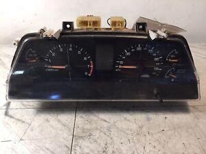 ✅ 1990 1991 1992 Subaru Loyale Instrument Speedometer Gauge Cluster